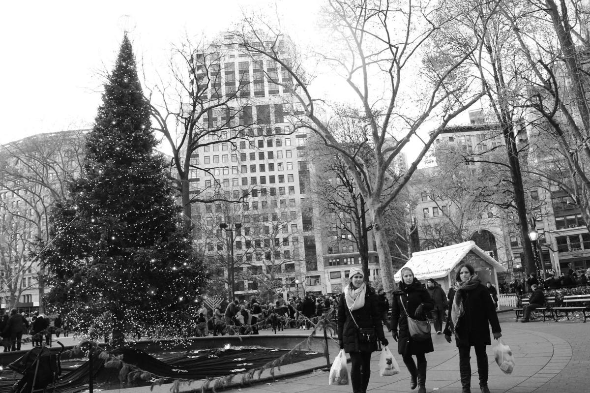 Christmas in theCity